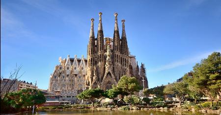 โรงแรมที่พัก บาร์เซโลนา ( Barcelona , Spain ) Picture