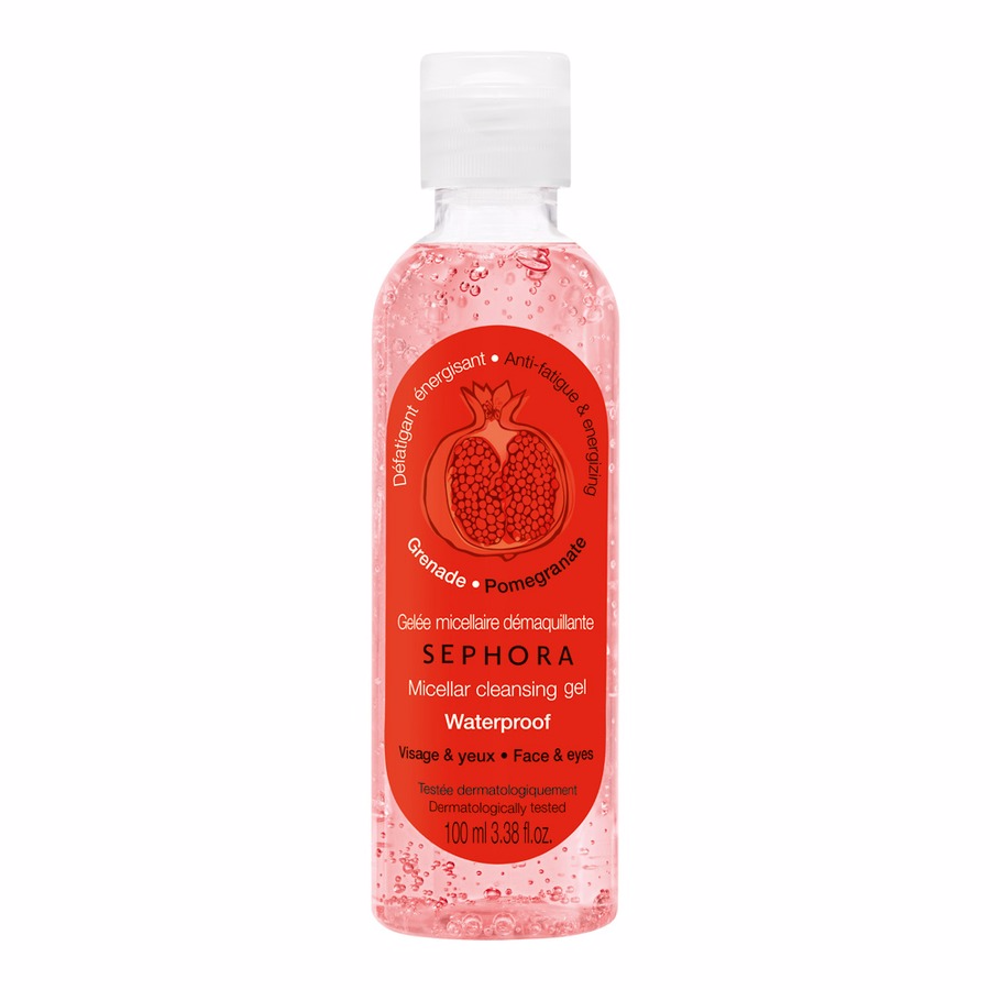 SEPHORA COLLECTION Colorful Micellar Cleansers Gel - Pomegranate