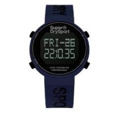JD Central ลดราคา นาฬิกาข้อมือผู้ชาย Superdry Sport Pedometer