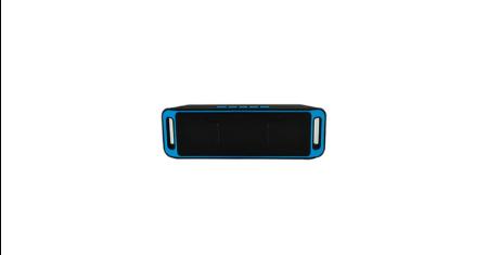 ส่วนลด Shopee ลดราคา ลำโพงบลูทูธ Wireless Speaker รุ่น S208 เสียงดีมาก