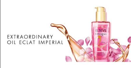 L'Oréal : Elseve Extraordinary Oil Eclat Imperial ออยล์บำรุงผม Picture