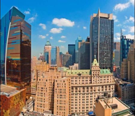 ส่วนลด Trip.com ราคาพิเศษ โรงแรม Hilton Times Square (New York)