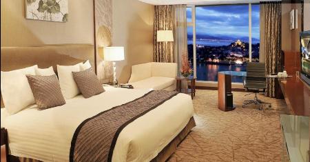 โรงแรม Swiss Grand Xiamen เซียะเมิน