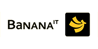 Banana IT Logo