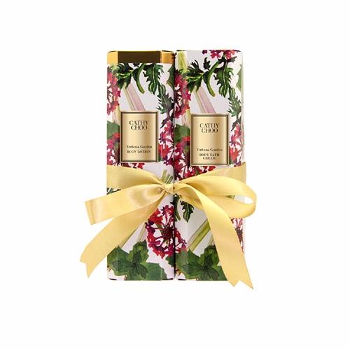 Cathy Choo - ชุดคู่ Verbena Garden Body Bath Cream