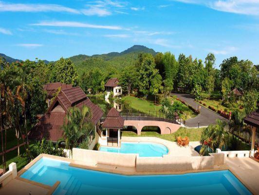 Suansawan Resort Chiang Mai, Mae Rim, Chiang Mai, Thailand