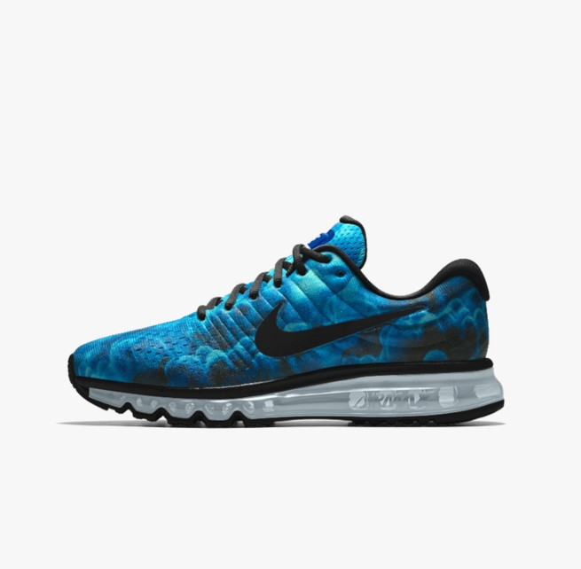 NIKE รองเท้าวิ่ง Air Max 2017 iD