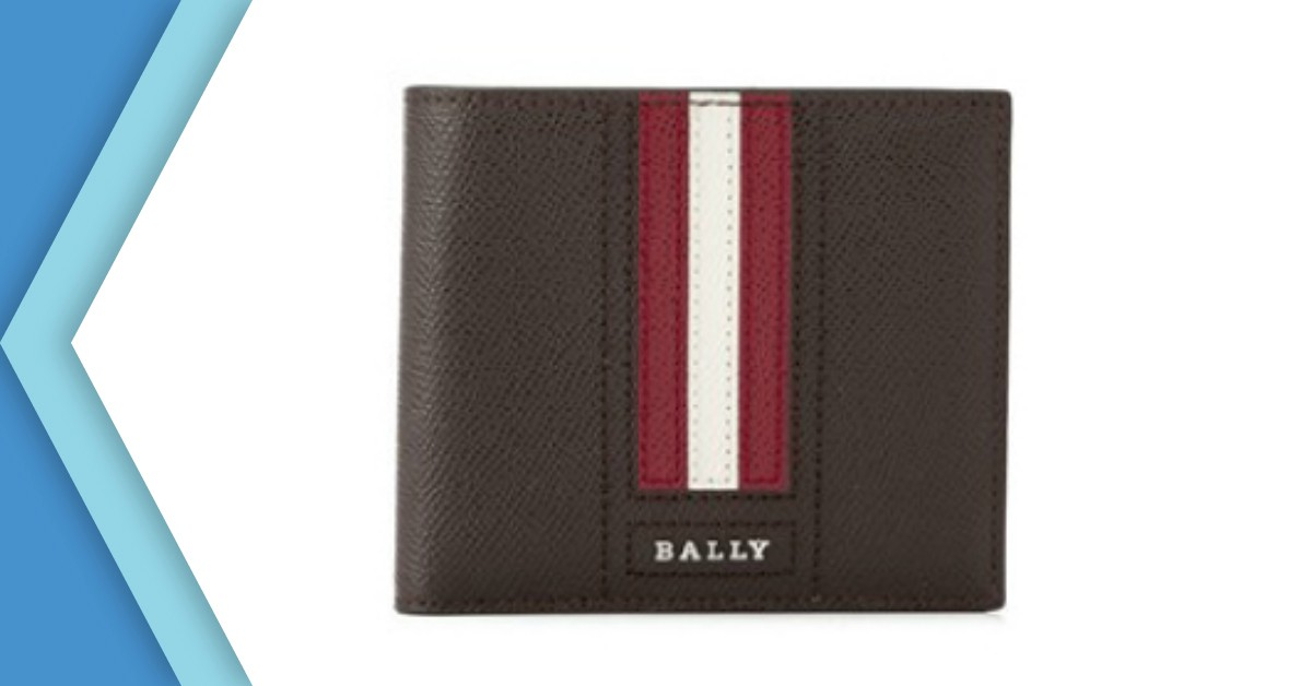 Bally Taliky Bifold Wallet