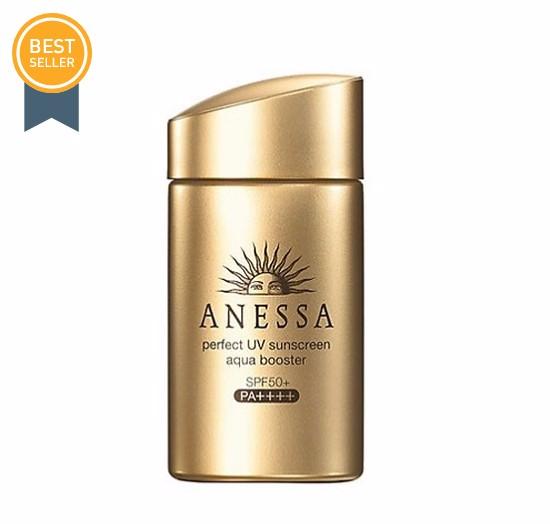 Anessa Perfect UV Suncreen Aqua Booster SPF50+ PA+++ (60ml)