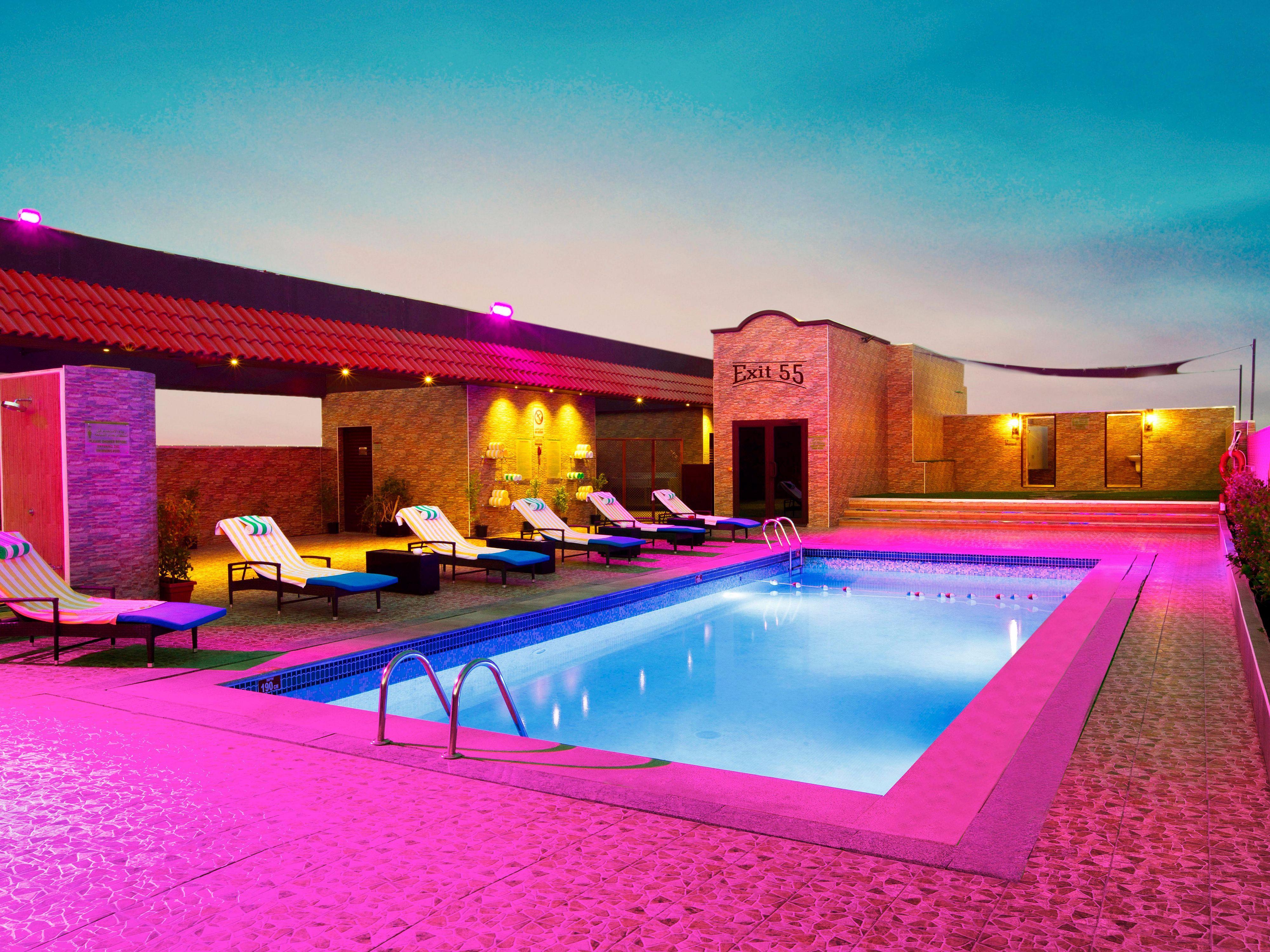 Holiday Inn Dubai, Downtown Dubai, United Arab Emirates