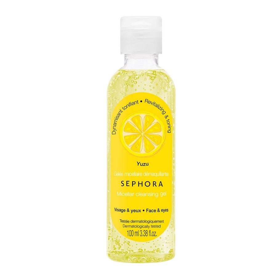 Sephora Collection Colorful: Micellar Cleansers Gel - Yuzu