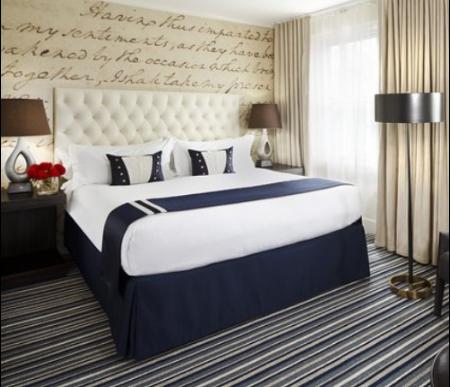 Kimpton ดีล : โรงแรมคิมป์ตัน จอร์จ | วอชิงตัน ดีซี | สหรัฐอเมริกา