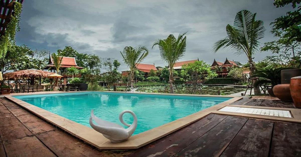 Ayutthaya Retreat, Ayutthaya, Thailand