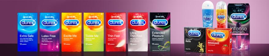 โปรโมชั่น Durex
