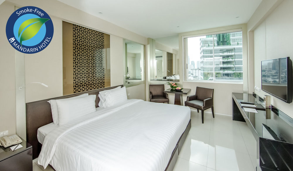 Mandarin Hotel Managed by Centre Point, BKK, Thailand