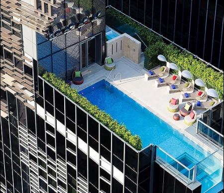 โรงแรม ฮ่องกง : โรงแรมอินดิโก เกาะฮ่องกง | ฮ่องกง