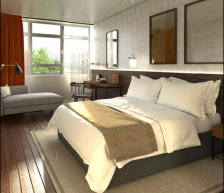 โรงแรม ลอนดอน : โรงแรมอินดิโก ลอนดอน - 1 เลสเตอร์สแควร์ | ลอนดอน