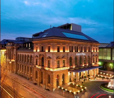 โรงแรม โซฟิเทล: โรงแรมโซฟิเทล มิวนิก บาเยอโพสท์ |มิวนิก เยอรมนี