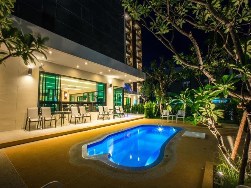 L Hotel, Khonkaen, Thailand