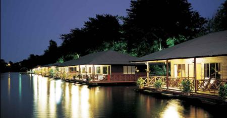 เดือนฉาย รีสอร์ท กาญจนบุรี ( Duenshine Resort )