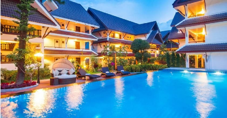 Nak Nakara Hotel , Chiangrai , Thailand Picture