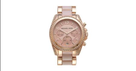 โปรโมชั่น Zilingo ราคาพิเศษ นาฬิกาข้อมือผู้หญิง Michael Kors (MK5943)
