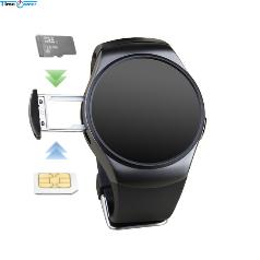 Smartwatch ยี่ห้อ KW18 สมาร์ทวอทช์ ราคาถูก ไม่เกิน 3,000 บาท Picture