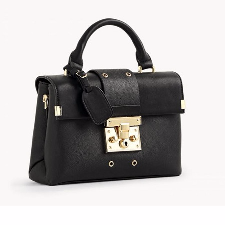กระเป๋า Pomelo Sachi Padlock Bag Picture
