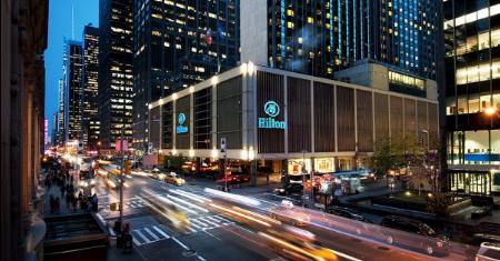 โรงแรม นิวยอร์ก ฮิลตัน มิดทาว | นิวยอร์ก | สหรัฐอเมริกา Picture