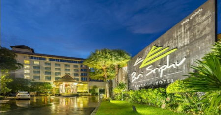 โค้ด Agoda ส่วนลด โรงแรม บุรีศรีภู บูติก โฮเต็ล ที่พักระดับ 4 ดาว Picture