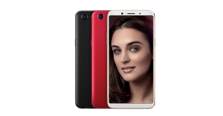 OPPO F5 Picture