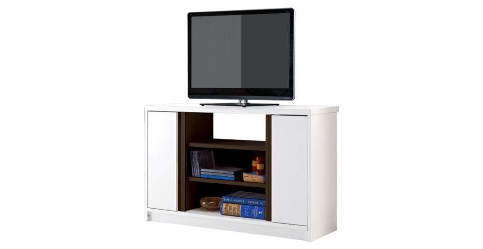 Urbani ชุดวางทีวี สีขาว ขนาด 90 ซ.ม. สไตล์โมเดิร์น Picture