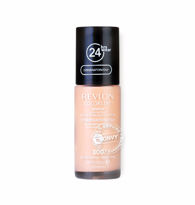 Revlon Colorstay Makeup Combination/Oily Skin SPF15 30ml #300