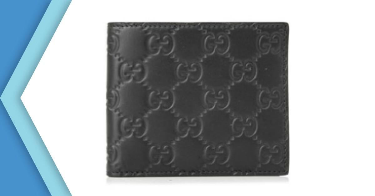 GUCCI Pre-Owned Gucci Guccissima Wallet Picture