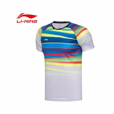Li-Ning Men AT DRY Badminton Shirts Picture