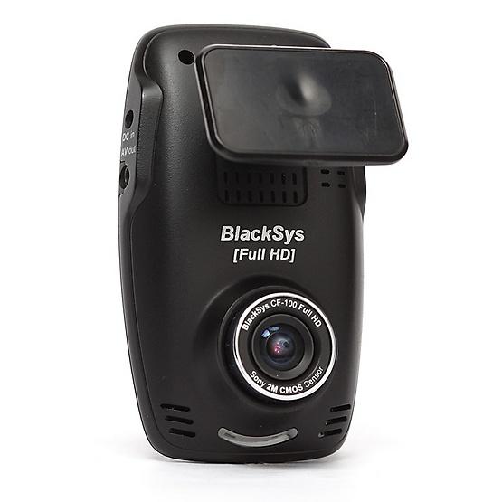 Blacksys กล้องติดรถยนต์เกาหลีหน้า-หลัง Full-HD CF-100 Picture